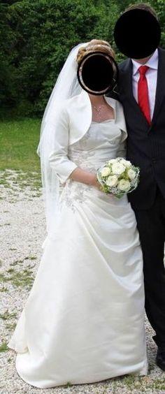 ♥ Brautkleid/Hochzeitskleid von Canelli mit Zubehör Gr 38 ♥  Ansehen: http://www.brautboerse.de/brautkleid-verkaufen/brautkleidhochzeitskleid-von-canelli-mit-zubehoer-gr-38/   #Brautkleider #Hochzeit #Wedding