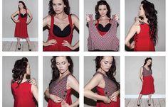 Pinned: Bibee dress | nursing dress | breastfeeding dress | cocomamastyle