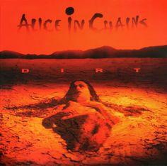 Online today at Backtovinyls.fr . Disponible et en ligne dès aujourd'hui sur www.backtovinyls.fr Alice in Chains - Dirt (rem 2009 , 180gr )