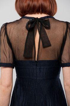 SONIA by Sonia Rykiel Tulle Top Dress