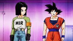 Dragon Ball Super 87: Goku e Android 17 Uma grande aliança! - EExpoNews
