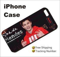 Magcon Boys Shawn Mendes New Black Case Cover iPhone 4 4s 5 5s 5c 6 6+ #UnbrandedGeneric