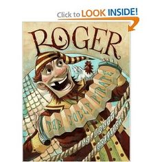 Roger is too jolly to be a pirate.   He does not scowl, growl, or strike fear into sailors' hearts like his pirate friends. So poor Roger is sent away whenever there is any real pirating to be done. Then one day, in the middle of a great battle, Jolly Roger cooks up a wonderful idea . . . and pirate ships will never be the same again!   Show More   Show Less