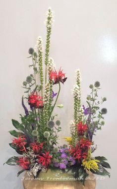 Loving the local organic blooms!!!
