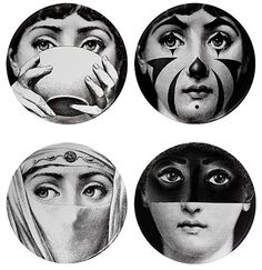 oh my love (is fornasetti) (BB)