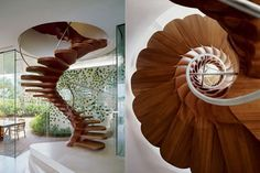 24 Incredible Stairs and Staircase Designs