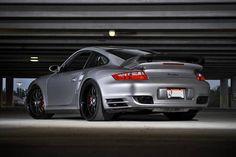 PORSCHE 911 997 TURBO SPOILER BLADE GT2 STYLE, AVAILABLE IN CARBON FIBER