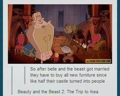 Beauty and the Beast Memes & Jokes All Disney Fans will Find Hilarious