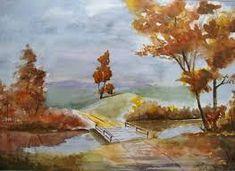 Image result for paisajes para pintar acuarelas