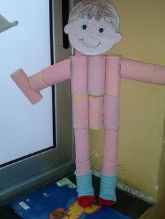 . Art Games For Kids, Creative Activities For Kids, Body Preschool, Preschool Crafts, Class Decoration, School Decorations, Fun Arts And Crafts, Crafts For Kids, Body Craft