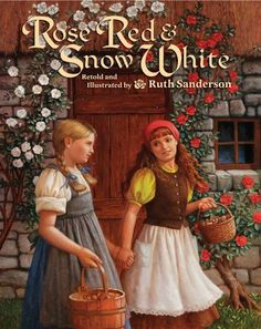 Rose Red and Snow White by Ruth Sanderson,http://www.amazon.com/dp/1566569109/ref=cm_sw_r_pi_dp_F2.Ctb0CJW3CNT5G