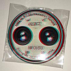 いいね!5件、コメント1件 ― 1zumi_0KAN0_さん(@haeckel)のInstagramアカウント: 「Fed 3D Badge いただきました👀 #anaglyph #3d #stereoscopic #stereoclub #stereoclubtokyo」