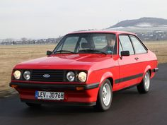 Ford Escort RS2000 '09.1977–09.1980