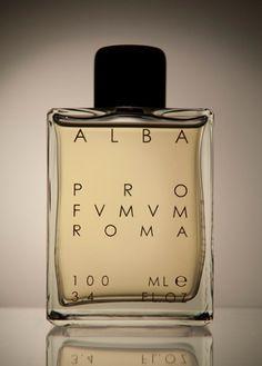 ALBA - Profumum Roma (Sandalwood, Hazelnut, Almond, Amber, Iris)