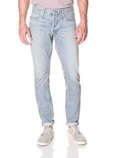70% OFF Earnest Sewn Men's Tapered Jean
