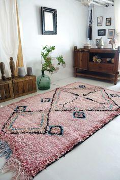 Moroccan Berber Rug, Carpet Design, Room Colors, My Room, Rugs On Carpet, Kids Room, Sweet Home, Weaving, Pillows