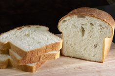 Basic Soft White Sandwich Loaf