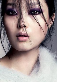 pinterest.com/fra411 #asian #beauty Sung Hee Kim ♥ Asian Beauty