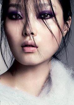 pinterest.com/fra411 #asian #beauty Sung Hee Kim ♥ Asian Beauty