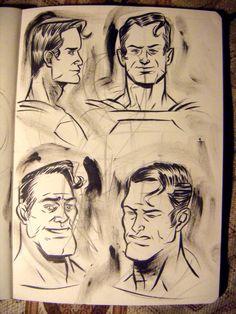 d a i l y  d o o d l y II: superman