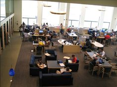 Mercy College Library Dobbs Ferry Reference learning commons