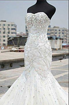 I found some amazing stuff, open it to learn more! Don't wait:https://m.dhgate.com/product/2013-mermaid-wedding-dress-full-rhinestones/162432954.html