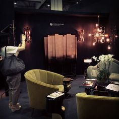 #MO14 #mo2014 #moasia # singapore @Delightfull Unique Lamps @Boca do Lobo @BRABBU @KOKET Love Happens