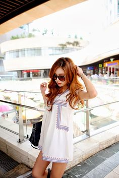 Vestidos coreanos para primavera