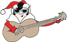 The Santa Claus Rock! Grades K-3. We used sunglasses and the choreography listed in the song. This was a great closer!