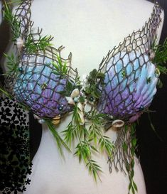 Hey, I found this really awesome Etsy listing at https://www.etsy.com/listing/171592867/custom-orders-welcome-mermaid-bra-real
