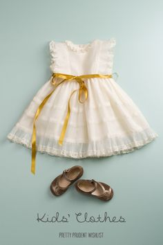 Pretty Prudent Wishlist: Kids' Clothes - Prudent Baby