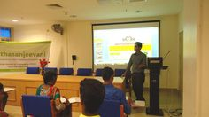 On 19th July 2014 Mrithasanjeevani (KNOS) and MOHAN Foundation organized an awareness talk on organ donation for National Service Scheme (NSS) volunteers