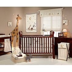 NoJo® Dreamy Nights Crib Bedding Collection