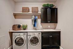 Laundry Cabinet Ideas