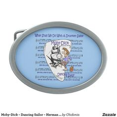 Moby-Dick ~ Dancing Sailor ~ Herman Melville