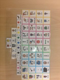 Nice core vocabulary board. Thanks again Laura Lewis!