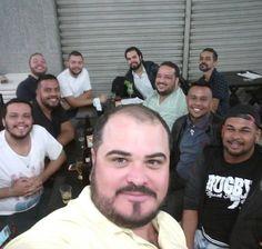 Seis novos amigos.  #Joy #Bear #encontro  #Uzamigos