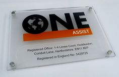 registered office door sign and business name plate wall plaque http://www.de-signage.com/Officesigns.php