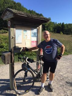 Darren; i found your u tube adventures as i was watching several cyclist on the road self-supported touring videos! I traveled a few supported touring events but i was longing for more! I bought a bike for light touring and i have now completed 2 trial run self supported stealth campouts now!  When I purchased your Bicycle Touring Blueprint book i could not put it down!  I feel more equipped for 2017 summer coming up as i am looking into doing the C&O pathway from Washington DC to…