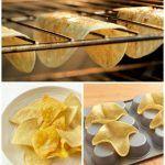 How to Make Tortilla Chips, Taco Shells & Bowls