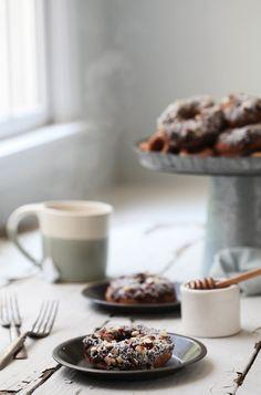 cinnamon roll almond flour doughnuts  http://www.roostblog.com/