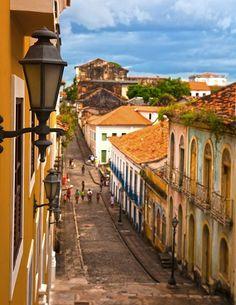 Brazil, Historic Centre of São Luís