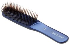 IKEMOTO Seduce Hair Care Brush (L) SEN-705-BL Japan Import ** This is an Amazon Affiliate link. Click image to review more details.