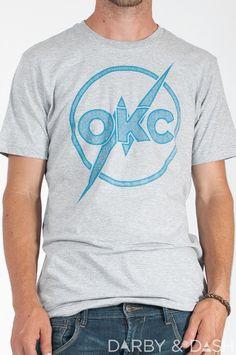 OKC Thunder Shirt    #OKC #Thunder $25