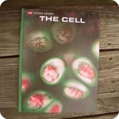 LIFE Science Library Series - The Cell | Time-Life Books  by TheTriumphofLove on Etsy, $6.00 #vintagebook #timelife #sciencelibrary