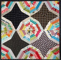spider web quilt | Flickr - Photo Sharing!