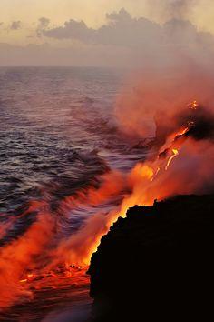 pikxchu:  lava by John Hook