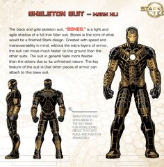 Text is From Iron Man 3: Suits of Armor book link to Amazon.com: http://www.amazon.com/gp/product/B00BXQCHRY/ref=as_li_ss_tl?ie=UTF8&camp=17...