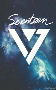 #Kpop #Seventeen #17 #Blue #Nebula