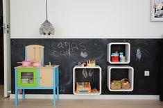 Legekøkken-Carlas-Cafe #KidsSpace #childrens stylish trendy Nordic minimal decor